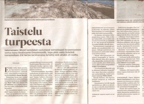 LÄNSI-SAVO 13.4.2018, 1 001